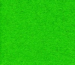 Wool Serge Melton - Chromakey Green