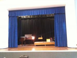 Stage Curtains 1