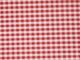 Printed Curtains - Signature Mayfair Vermillion
