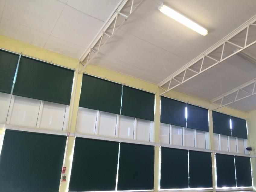 Blinds Gallery 2 - St Josephs Catholic Primary school, Garrards Cross - February 2016