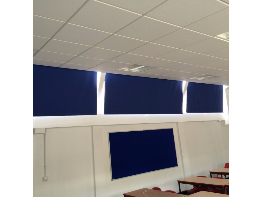 Blinds Gallery 1 - Esher C of E High school, Esher, August 2015