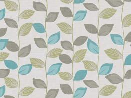 Printed Curtains - Zenith Azure