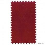 Venetian Dimout curtains - Wine