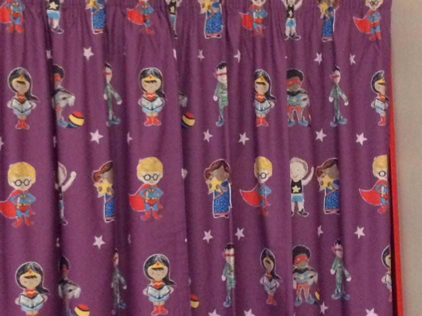 Curtains Gallery 4 - Designed by children for children