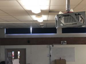 Primary School Hall Blinds - Sudbury