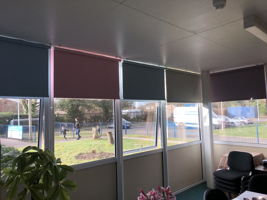 Computing Suite Blinds - Waltham Cross->title 3