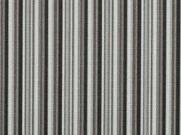 Printed Curtains - Dandy Black Grey