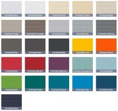 New Unishade & Unicolour Blind Ranges