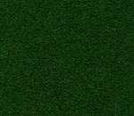 Wool Serge Melton - Moss