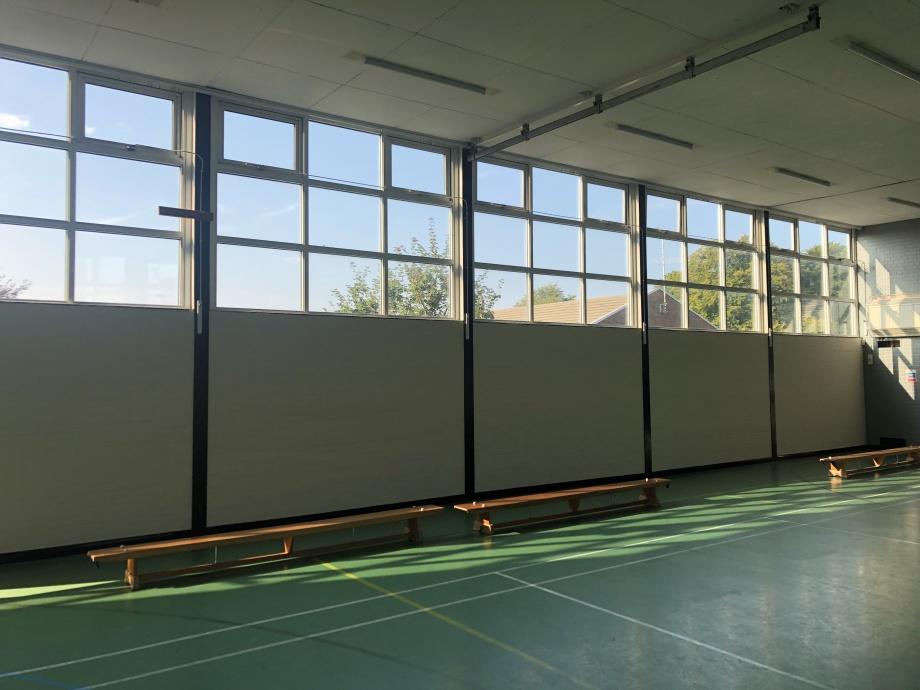 School Hall & Gym Curtains - Amersham->title 2
