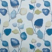 Printed Curtains - Sundance Aqua Lime