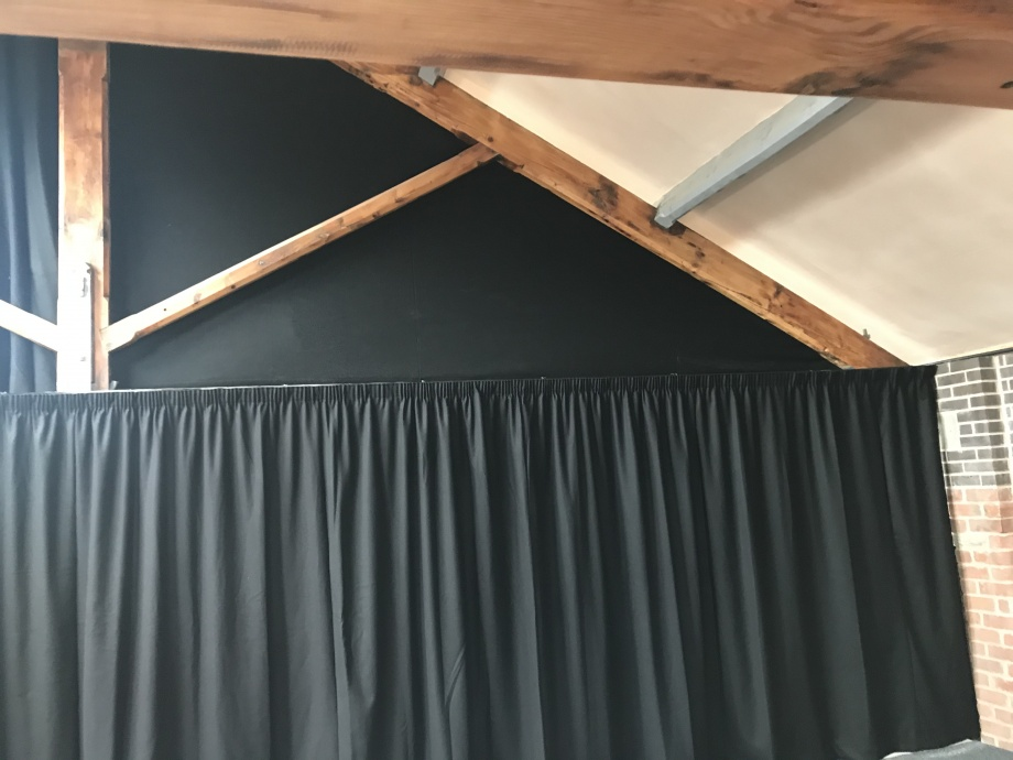 Fitness Studio Curtains - Sheffield->title 2