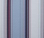 Printed Curtains - Edge  Heritage Blue