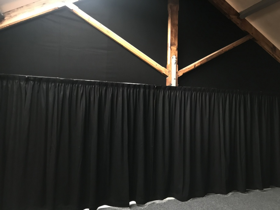 Fitness Studio Curtains - Sheffield->title 4