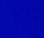 Wool Serge Melton - Chromakey Blue