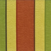 Printed Curtains - Sento  Green Red