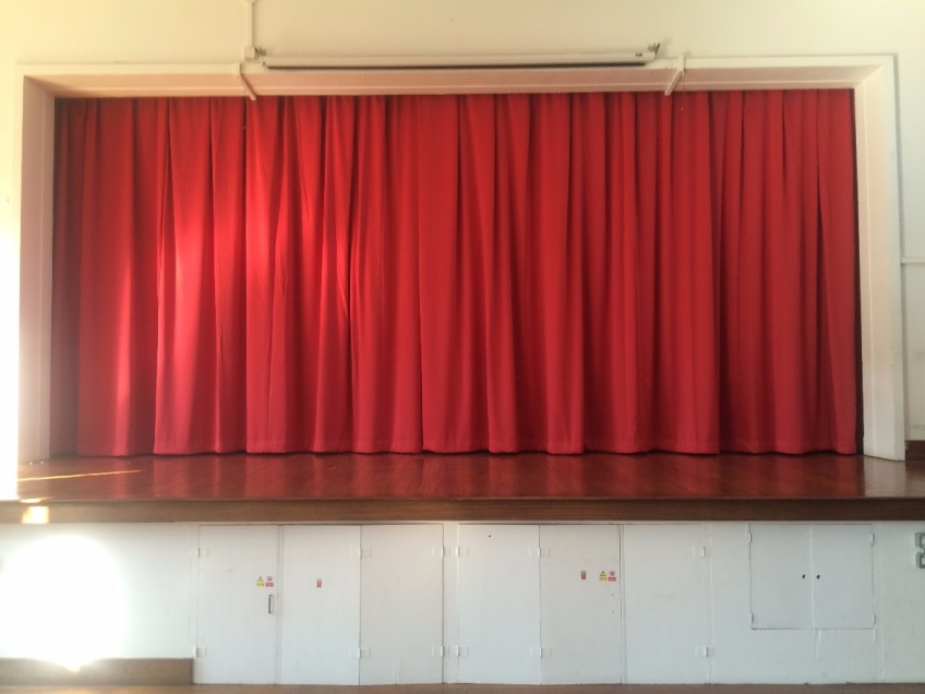Curtains Gallery 5 - Saxmundham Free School, Saxmundham - September 2016