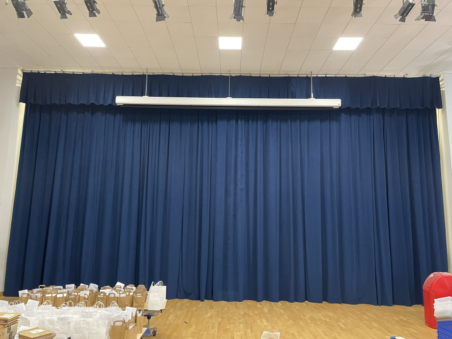 Blackout Hall Curtains - Sheffield->title 2