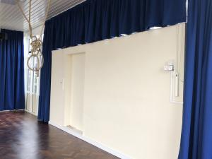 Junior School Hall Curtains - Chesham