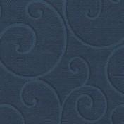 Printed Curtains - Spirit  Blue