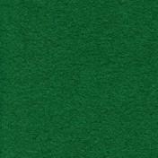 Wool Serge Melton - Pine