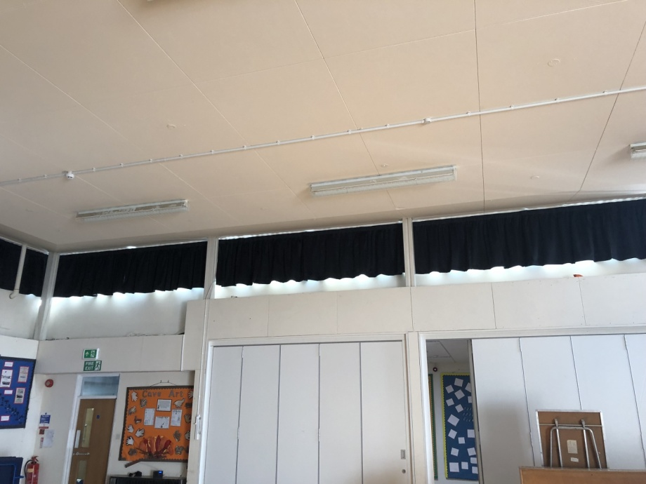 Primary School Curtains - Maidstone->title 3