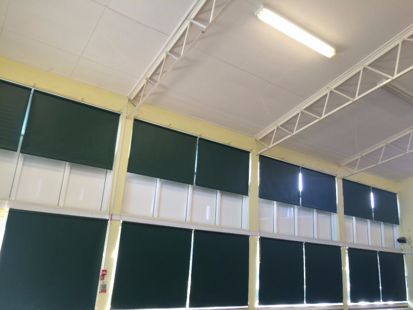 Blinds Gallery 2 - St Josephs Catholic Primary school, Garrards Cross - February 2016