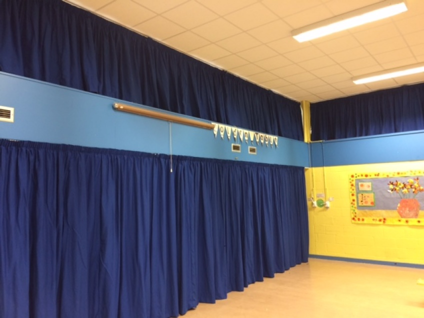Before & After - Great Bradfords Infant and Nursery School Braintree Essex - After