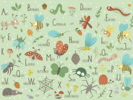 Woodland Alphabet