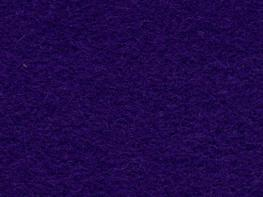 Wool Serge Melton - Purple
