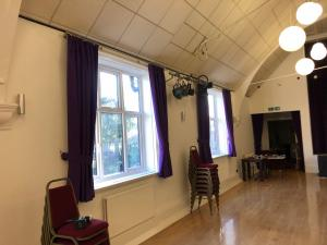 Community Hall Curtains - Hucknall