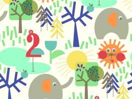 Jungle Friends Kingfisher