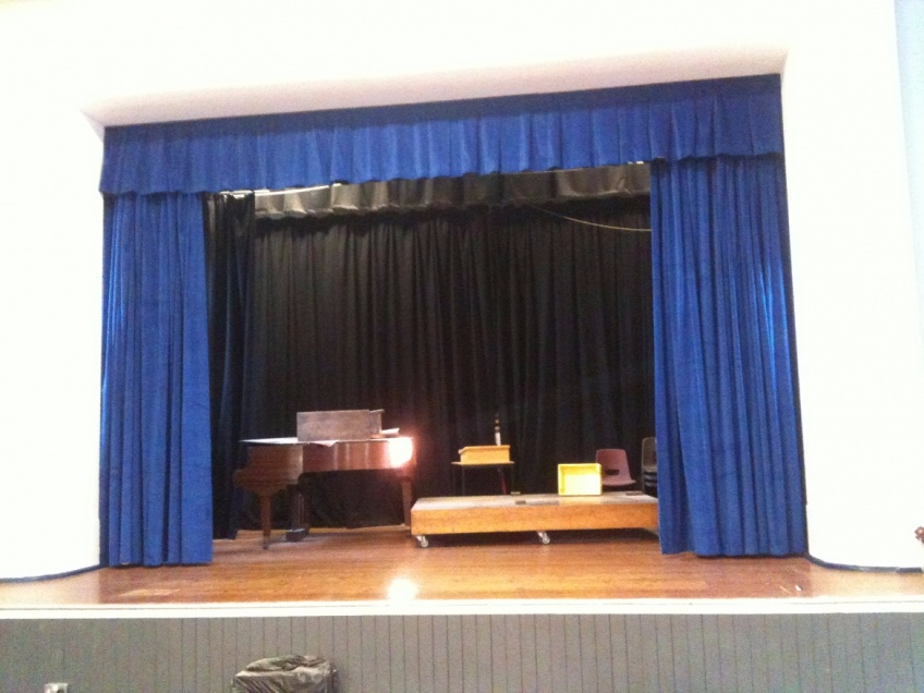 Stage Curtains 1 -