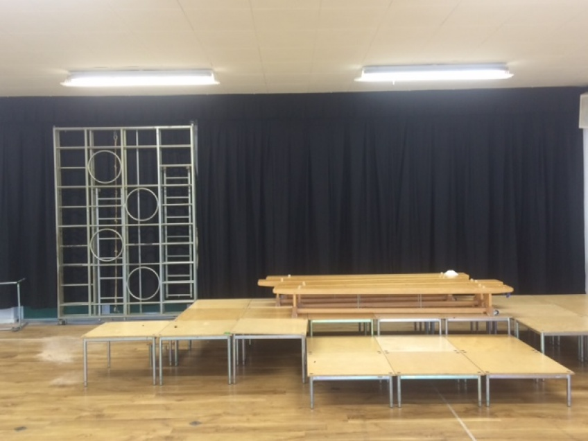 Curtains Gallery 4 - Holly Spring Juniors, Bracknell, May 2016