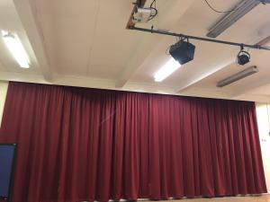 School Hall Curtains - Kent