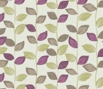 Printed Curtains - Zenith Damson