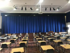 Refurbished Stage Curtains - Kent