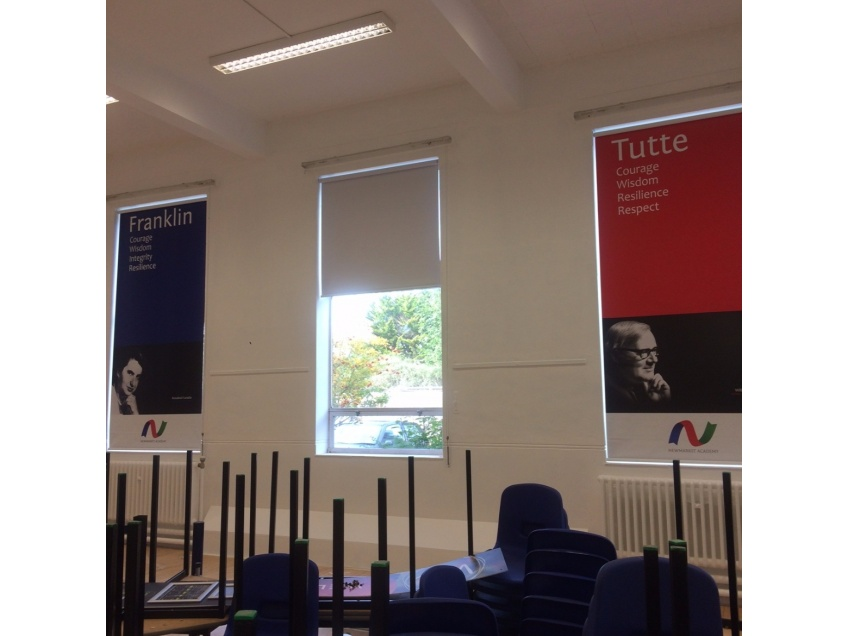 Blinds Gallery 3 - Newmarket Academy