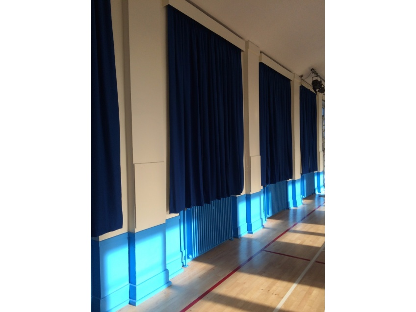 Curtains Gallery 2 - Willow Tree Primary school, Harrogate
