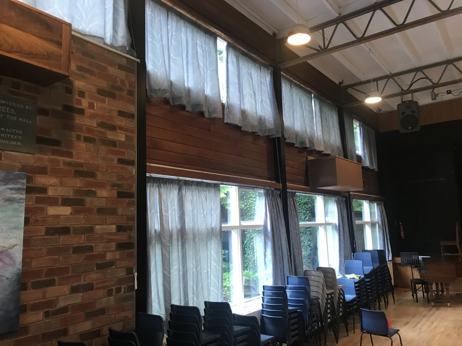School Hall Blinds & Curtains - Shropshire->title 3