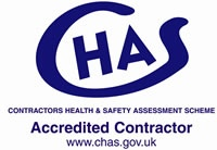CHAS Accreditation achieved 2017
