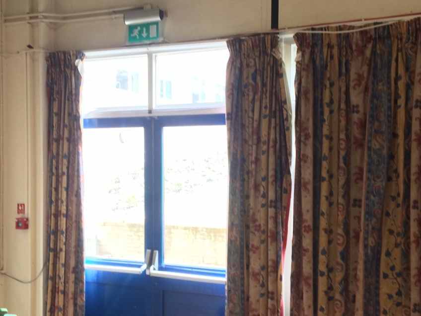 Before & After - Misbourne School - BEFORE