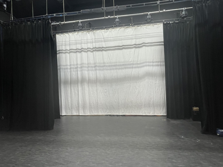 School Stage Curtains - Halesowen->title 1