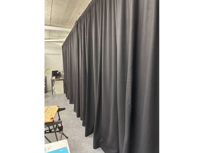 Film Studio Curtains - Swindon -