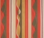 Printed Curtains - Inspiration Choc Sundae