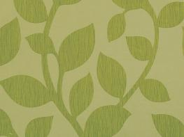 Printed Curtains - Suburbia  Lime