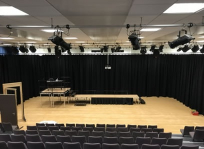 Stage Curtains & Tracking