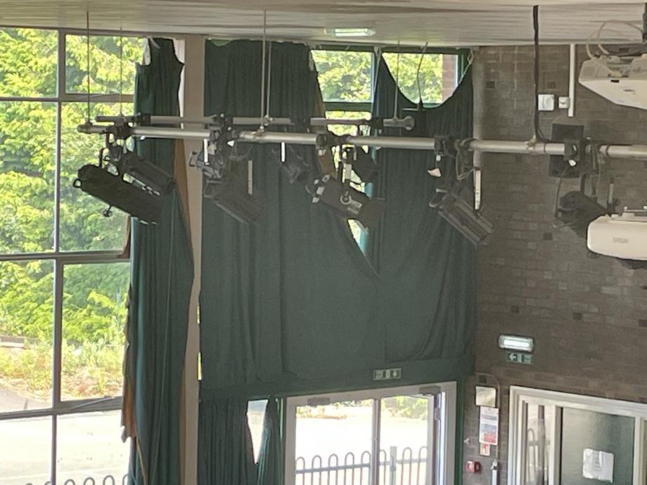 School Hall & Stage Curtains - Birmingham->title 2