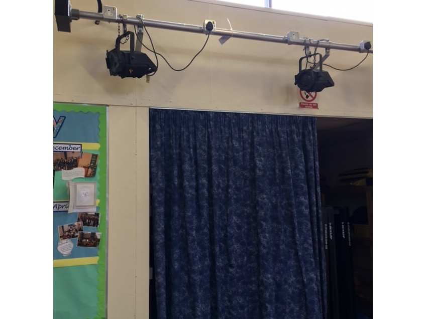 Before & After - Potley Hill Primary school -