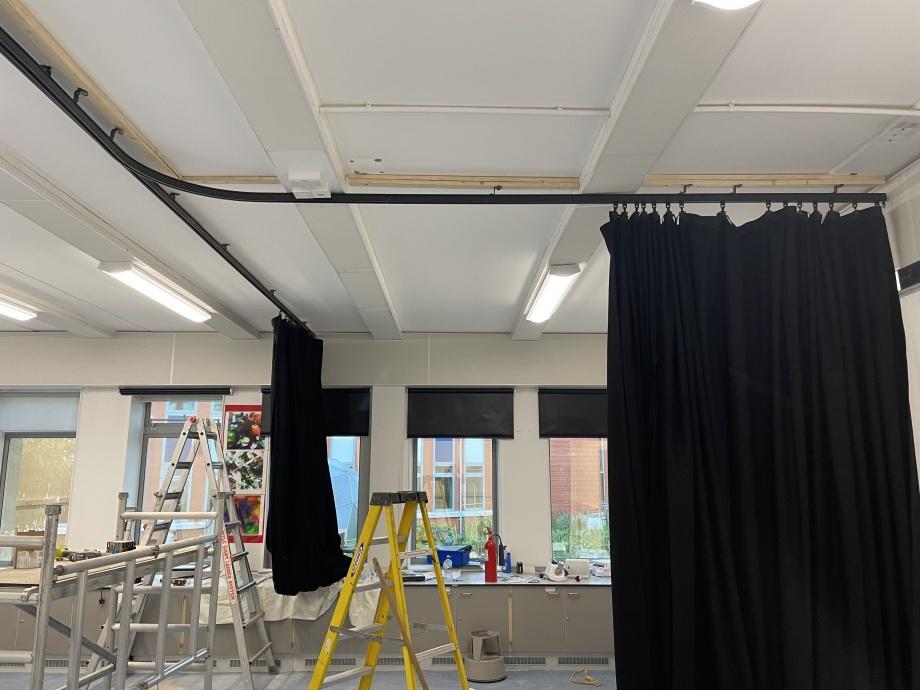 Photography Darkroom Curtains - Bristol->title 1